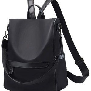Handbags - Women Backpack Nylon Waterproof Anti-Theif